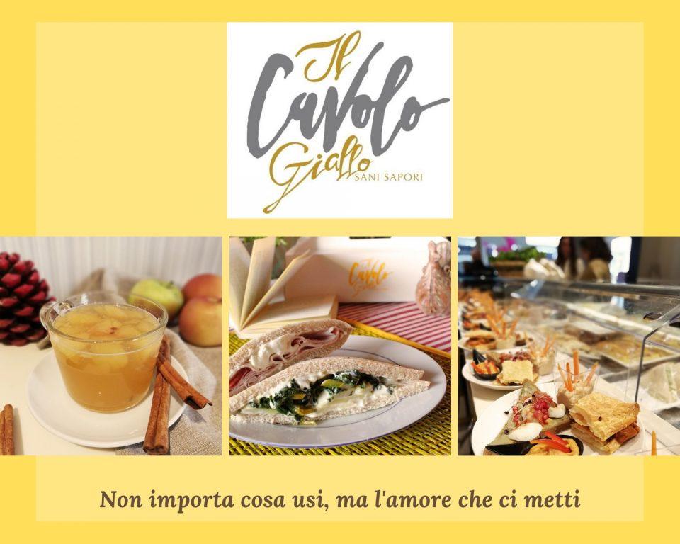 """A Oderzo, in provincia di Treviso, il bar """"Il Cavolo Giallo"""" unisce gusto, cibo sano e amore per il territorio: e coccola i clienti come se fossero a casa propria."""