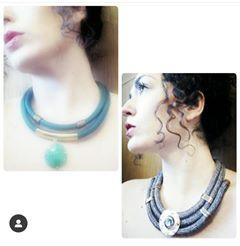 Gioielli artigianali particolari collane