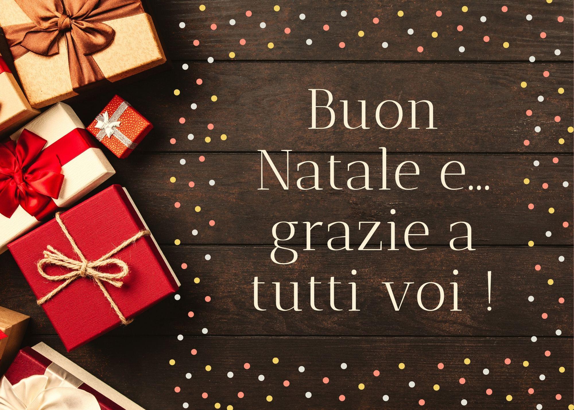 Ringraziamenti e auguri di Natale: a chi mi ha raccontato la sua storia, a chi segue il io blog, ai miei insegnanti, a chi mi sostiene. Buon Natale a tutti voi: vi auguro che le pagine più belle della vostra storia siano quelle che ancora dovete scrivere,