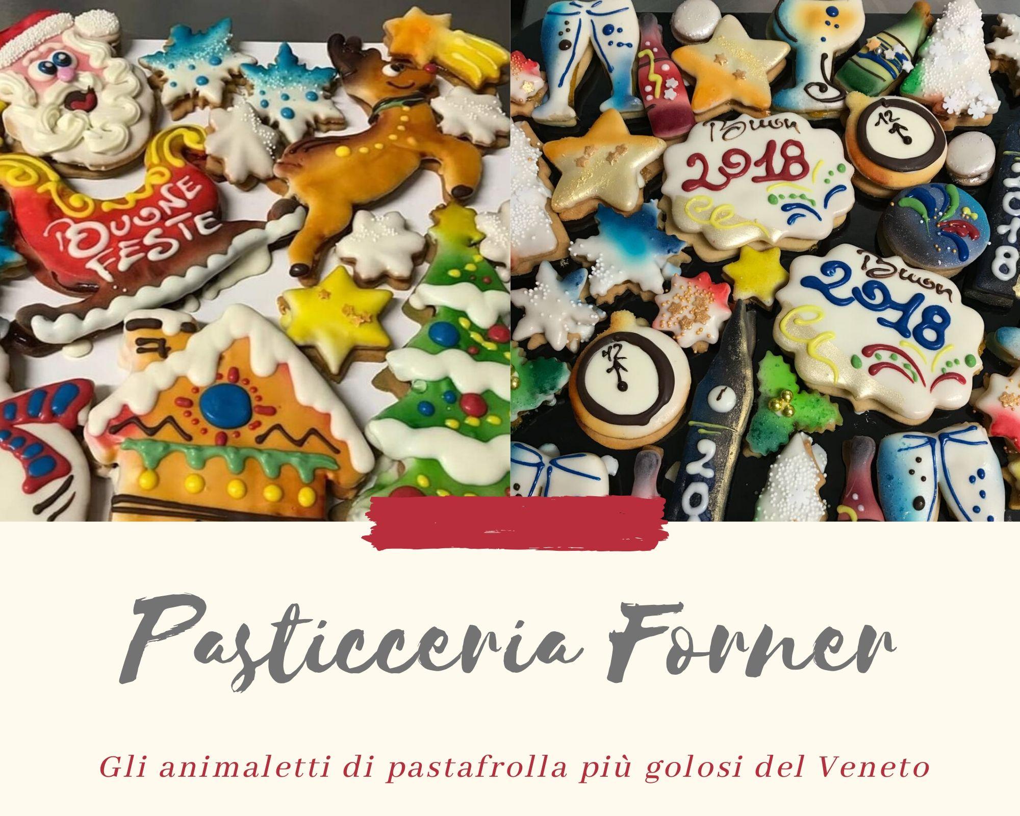 La Pasticceria Forner, storica Pasticceria di Oderzo in Provincia di Treviso, ha creato coloratissimi animaletti di pasta frolla glassata: nati per i bambini, sono speciali per tutti. Tutti li vogliono, in Veneto, in Italia e in Europa: merito di ingredienti selezionati e della fantasia di Paolo, il loro creatore