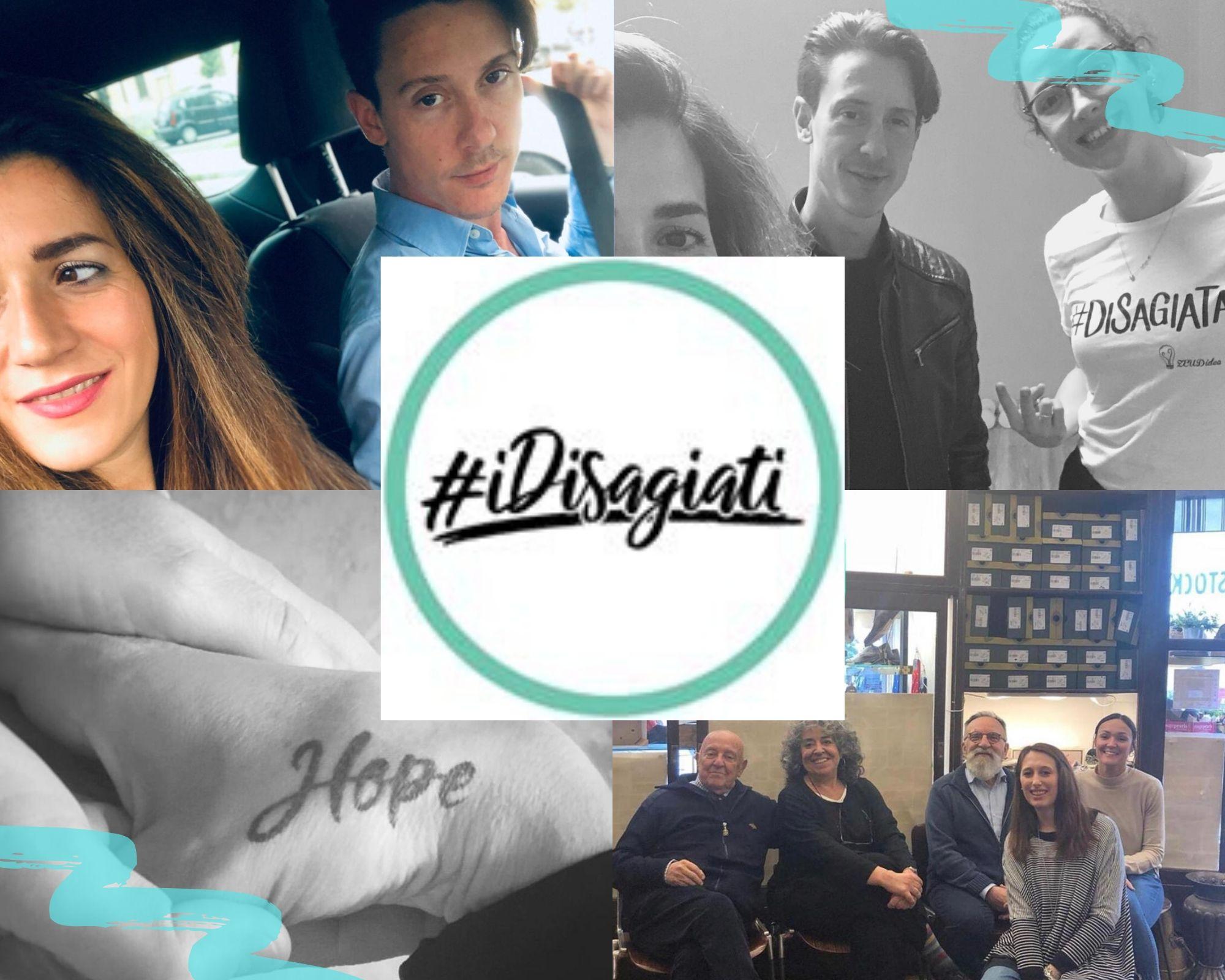 L'articolo parla de #iDisagiati, un'Associazione di 120 commercianti in tutta Italia, che hanno creato una community sul web e una rete sul territorio per promuovere le loro attività, far nascere contatti, combattere la crisi.