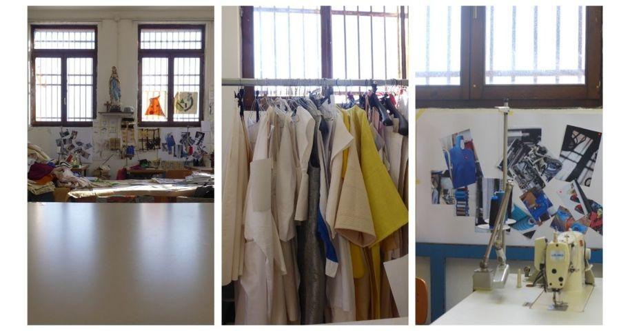 Laboratorio di Sartoria del Carcere della Giudecca: il laboratorio