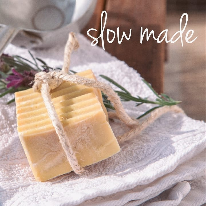 Saponidea: saponi fatti a mano